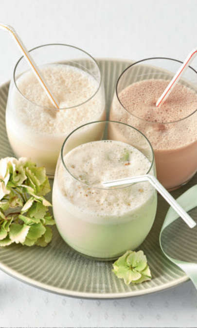 Milk-shake alla vaniglia