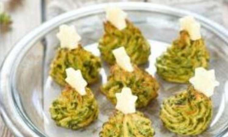 Alberelli di patate duchessa