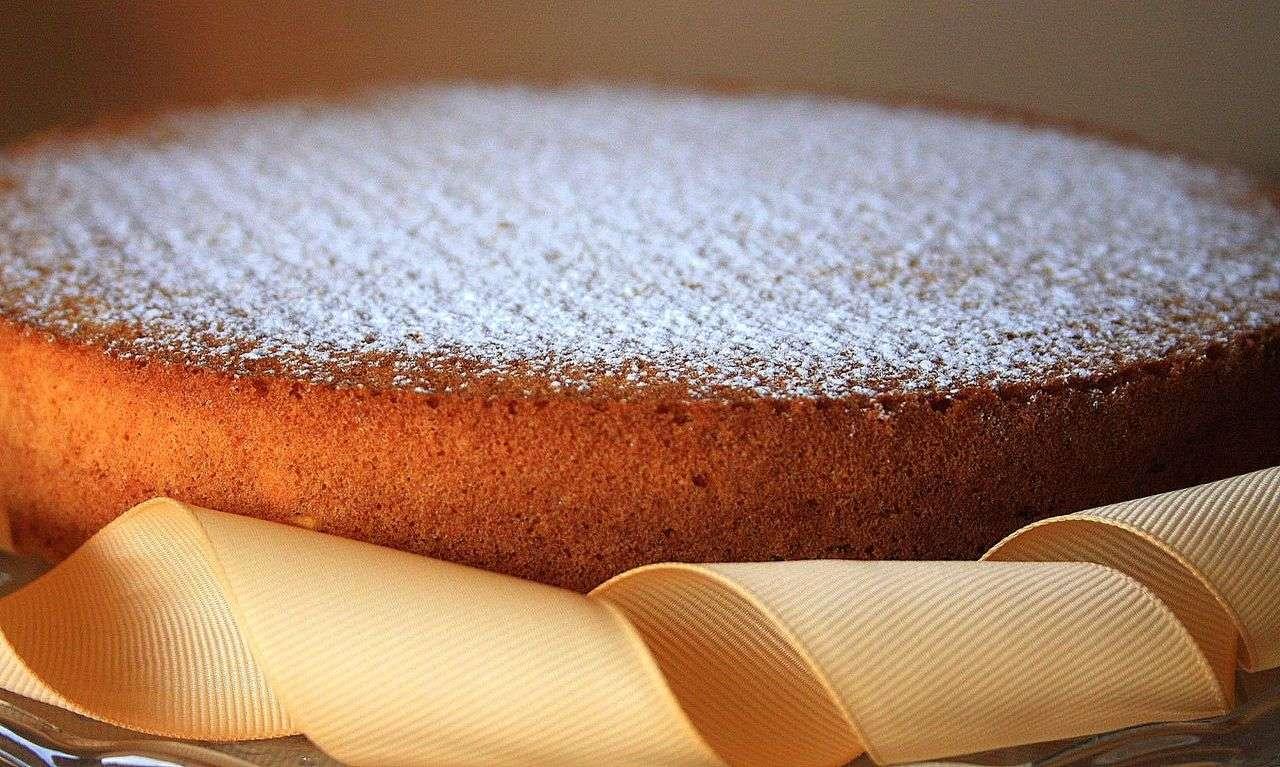 Pan di Spagna.