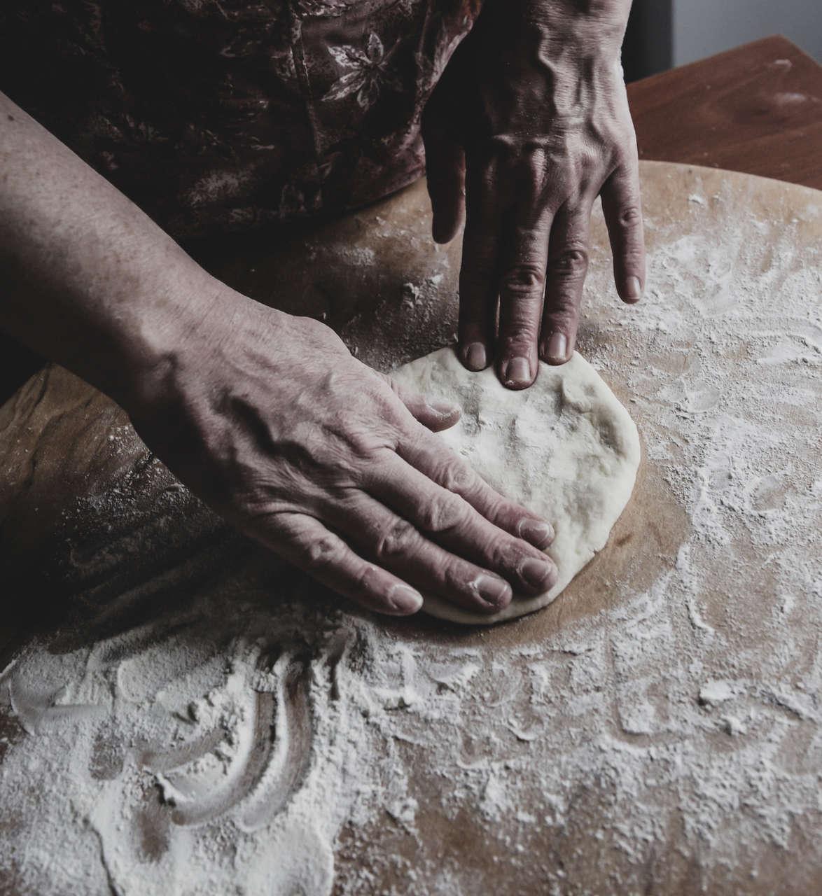 Pasta con farina di farro