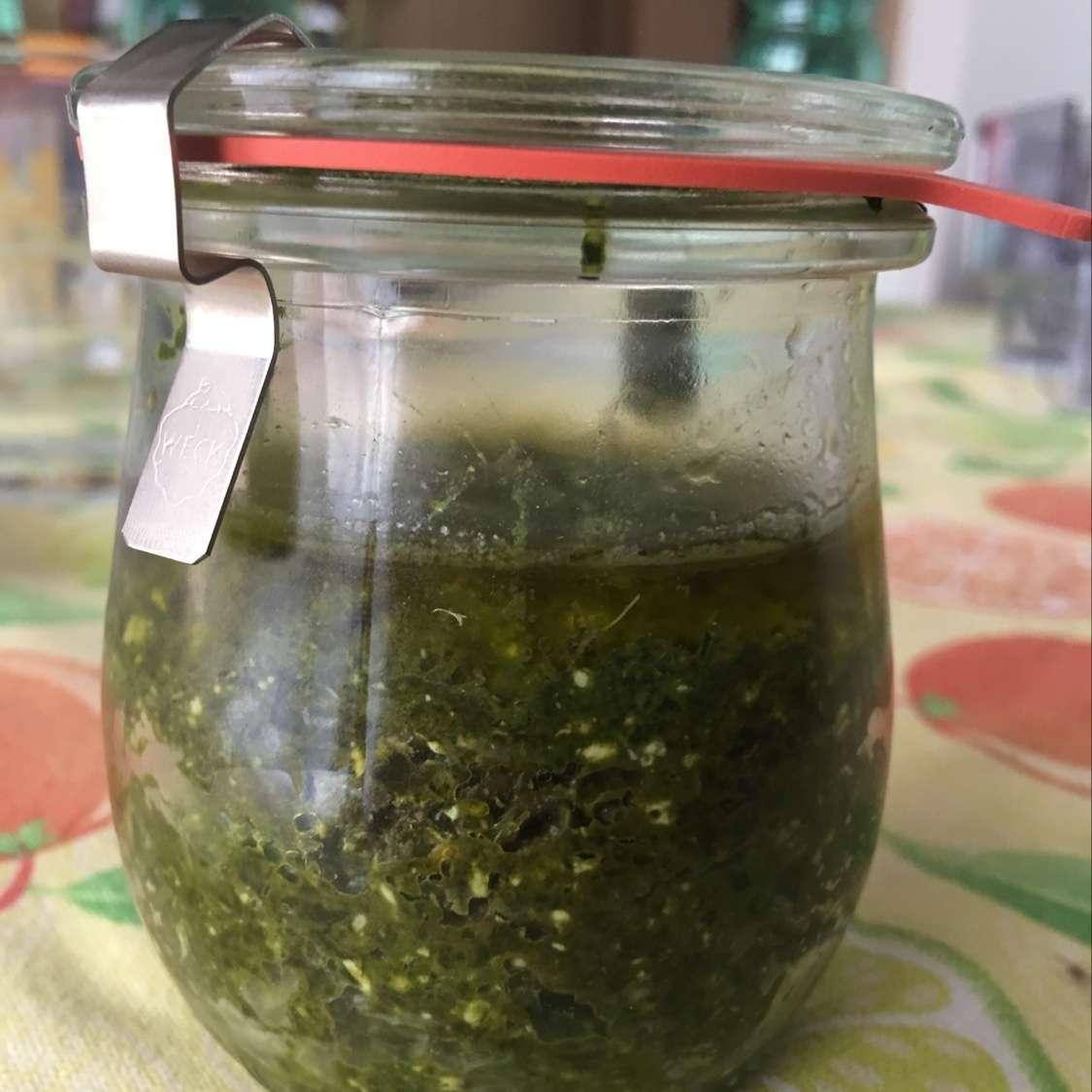 Pesto al cavolo nero
