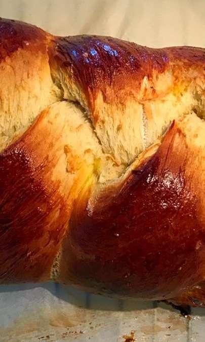 Treccia al Burro (tradizionale)