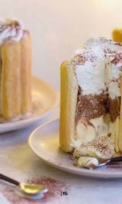 Cheese cake tiramisù