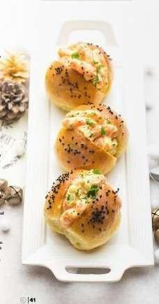 """Mini """"lobster"""" roll di gamberi con maionese al lime"""