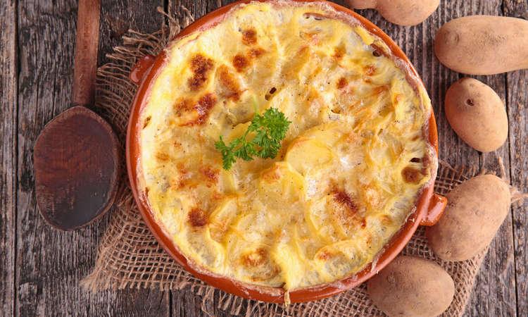 Sformato di patate