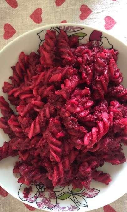 Pesto di rapa rossa