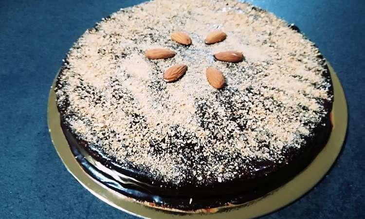 Torta ciocco amaretto