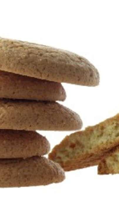 Biscottini digestivi alla lavanda