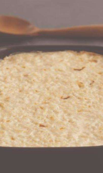 Budino di riso
