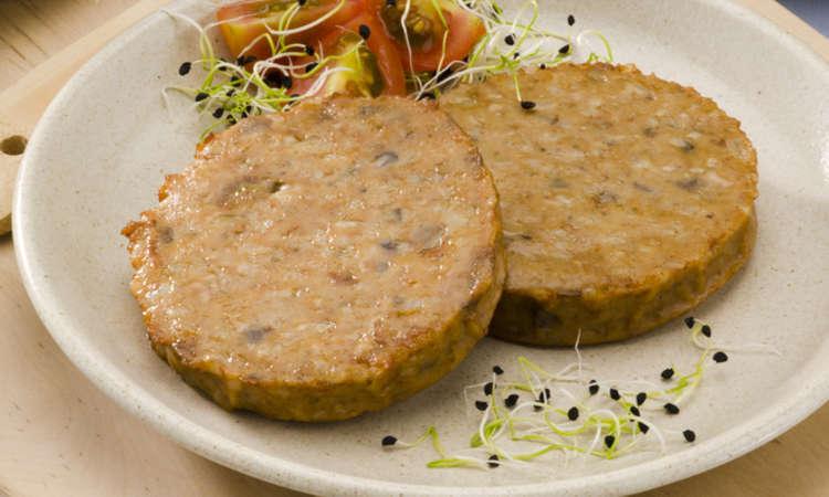 Eccezionale Burger di tofu affumicato | Kenwood Club UF43