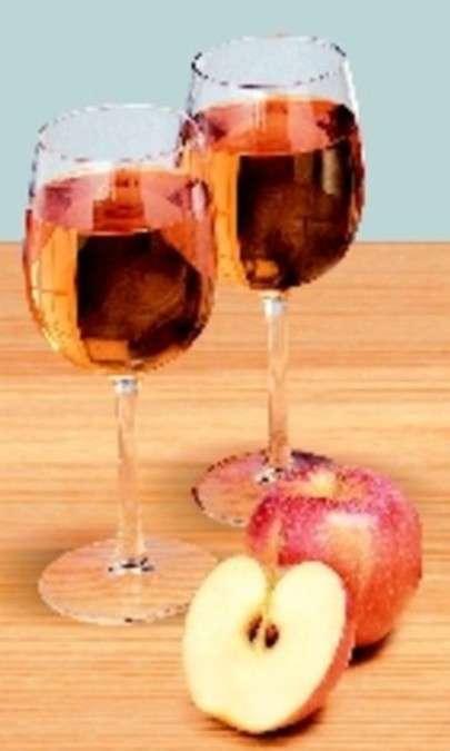 Frizzantino alla mela e pera