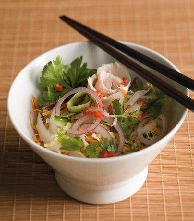 Insalata di pollo alla vietnamita
