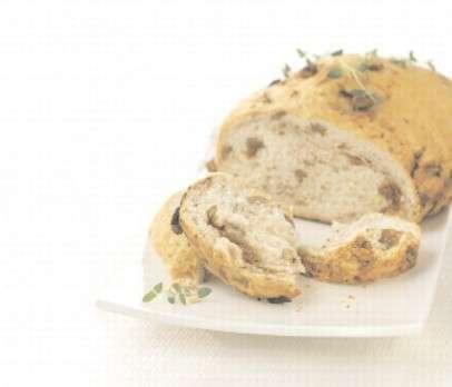 Pane con fichi e pepe nero
