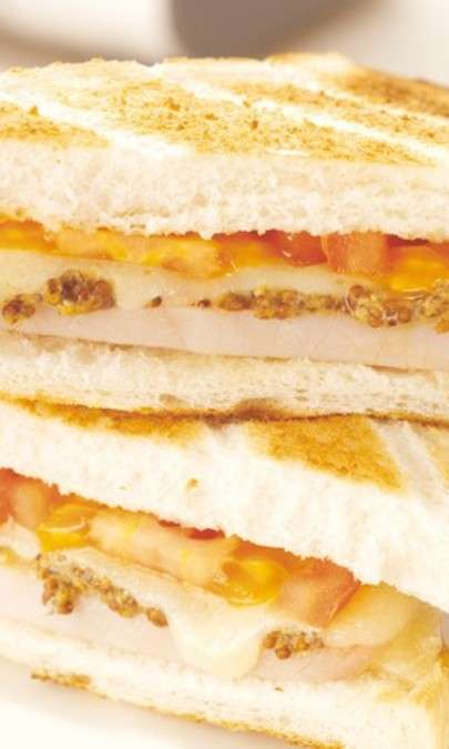 Toast farcito