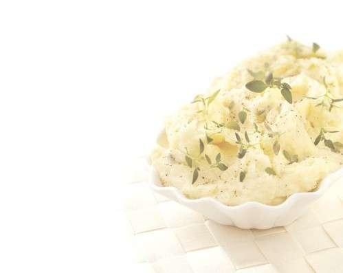 Puré di pastinache all'aglio