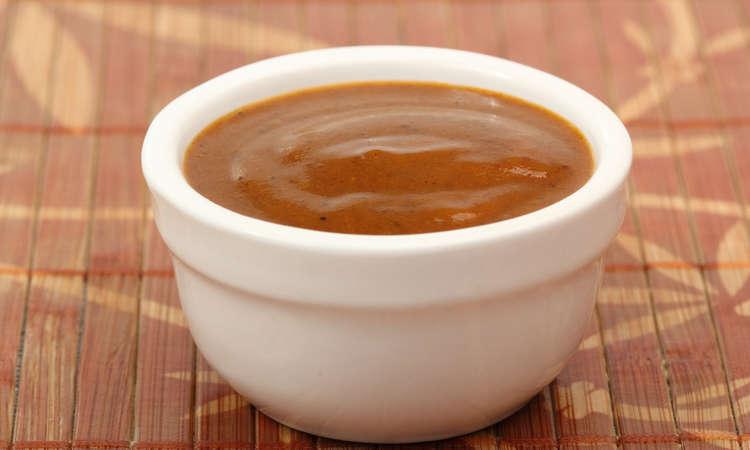 Salsa di curry rosso tailandese