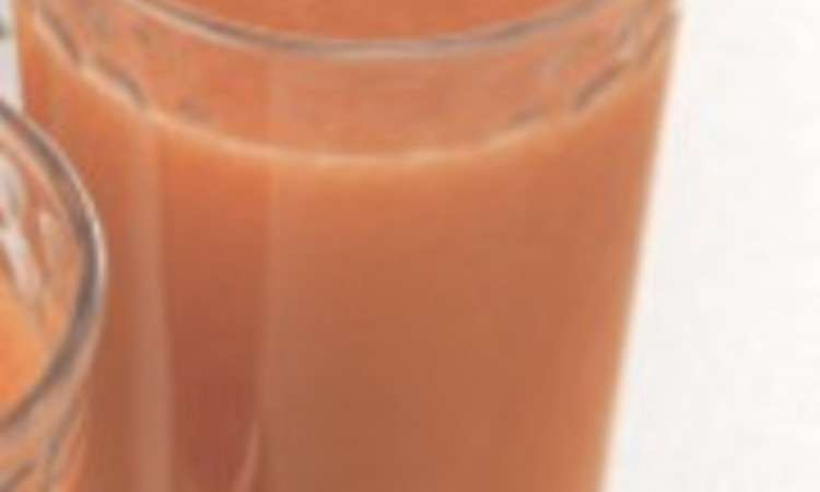 Succo di barbabietola e carota
