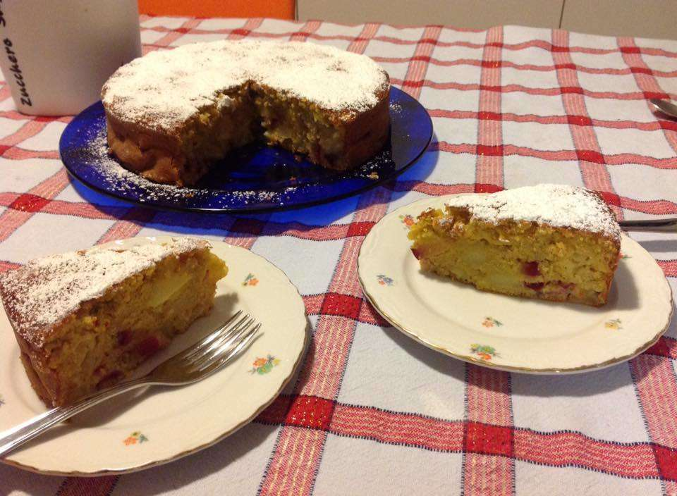 Big torta macedonia fette