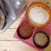 Preview pane di farina con semi di girasole e di lino dsc01110