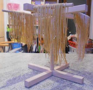 Big spaghetti stesi