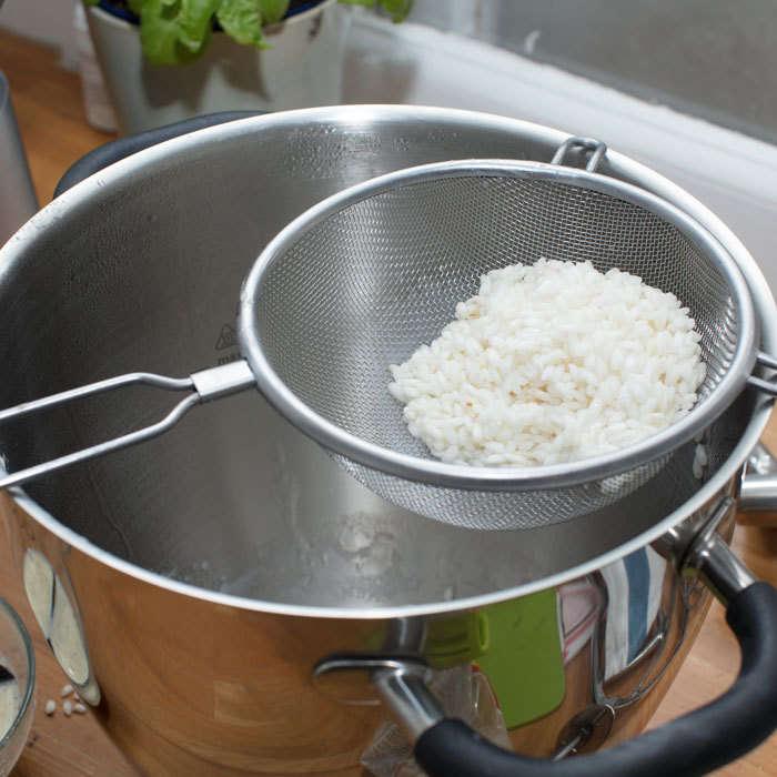 Big riso scolato