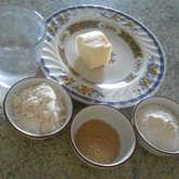 Preview ingredienti cruffin
