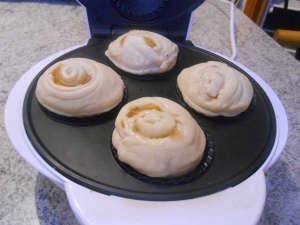 Big cruffin nelle forme da muffin