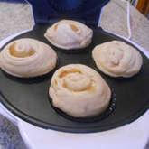 Preview cruffin nelle forme da muffin